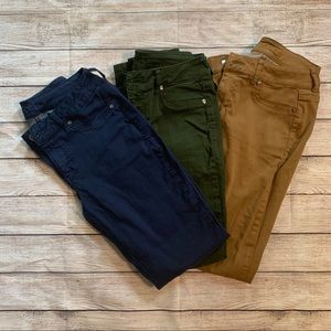 Maurice's • 3 Pair Small Jeggings